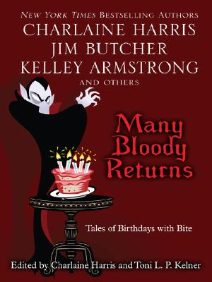 Many Bloody Returns Cover