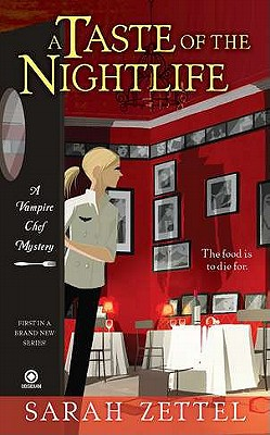 A Taste of the Nightlife Cover