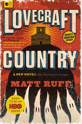 Lovecraft Country: A Novel Cover Image