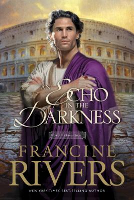 Cover for An Echo in the Darkness (Mark of the Lion #2)