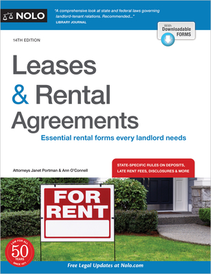 Leases & Rental Agreements Cover Image