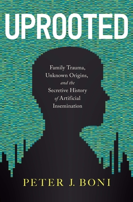 Cover for Uprooted