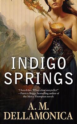 Cover for Indigo Springs
