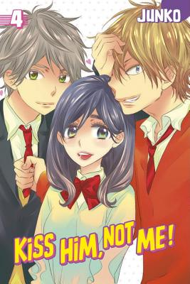 Kiss Him, Not Me 4 Cover Image