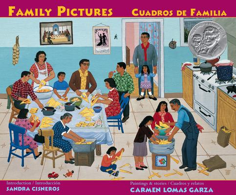 Family Pictures/Cuadros de Familia Cover