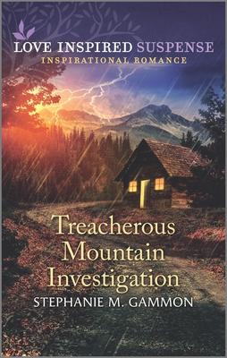 Treacherous Mountain Investigation Cover Image