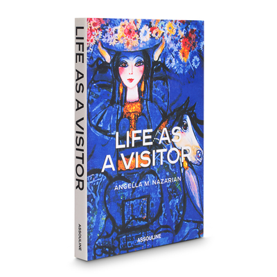 Cover for Life as a Visitor (Icons)