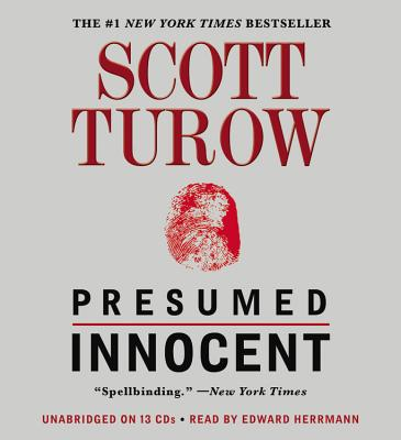 Presumed Innocent [With Earbuds] (Playaway Adult Fiction) Cover Image