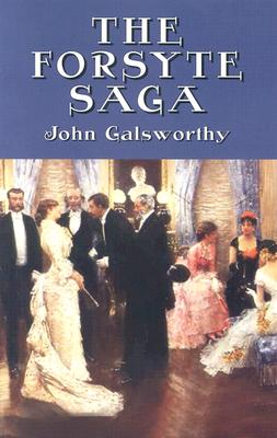 The Forsyte Saga Cover