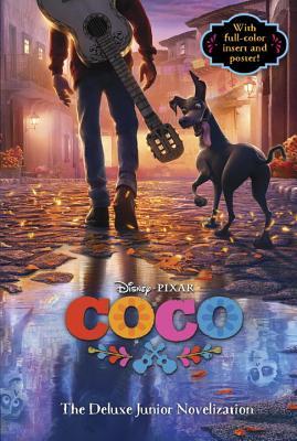 Coco: The Deluxe Junior Novelization (Disney/Pixar Coco) Cover Image