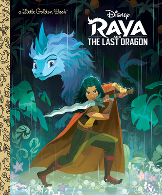 Raya and the Last Dragon Little Golden Book (Disney Raya and the Last Dragon) Cover Image