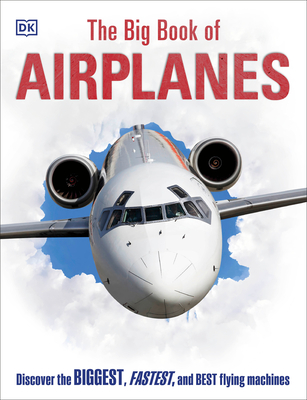 The Big Book of Airplanes Cover Image
