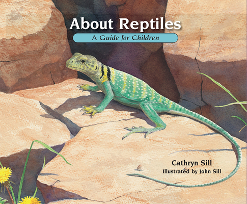 About Reptiles Cover