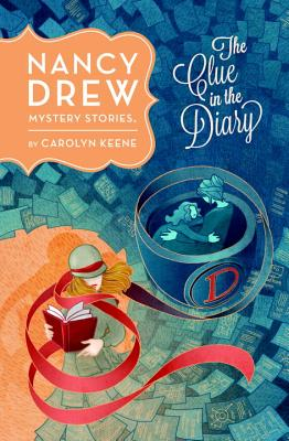 The Clue in the Diary #7 (Nancy Drew #7) Cover Image