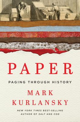 Paper: Paging Through History (Thorndike Non Fiction) Cover Image
