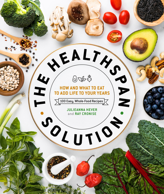 The Healthspan Solution cover image
