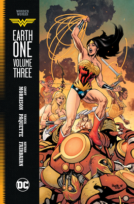 Wonder Woman: Earth One Vol. 3 Cover Image