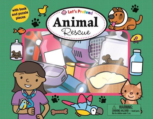 Let's Pretend: Animal Rescue Cover Image