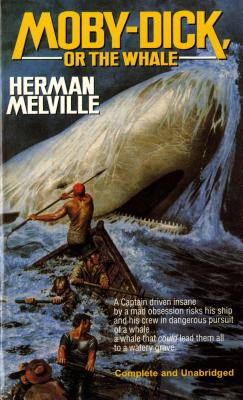 Moby Dick: Or the Whale (Tor Classics) Cover Image