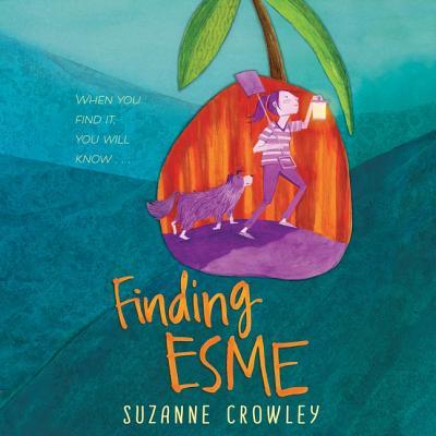 Finding Esme Lib/E Cover Image