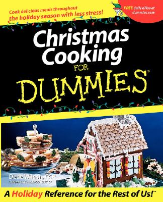 Christmas Cooking for Dummies Cover Image