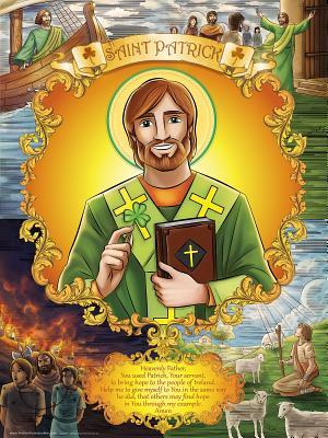 Saint Patrick Poster Cover Image