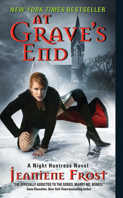 At Grave's End: A Night Huntress Novel Cover Image