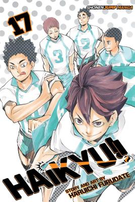 Haikyu!!, Vol. 17: Talent and Instinct Cover Image