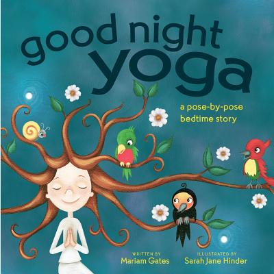 Cover for Good Night Yoga