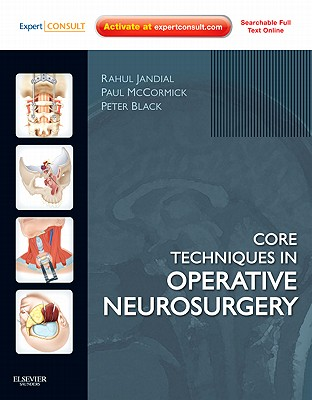 Core Techniques in Operative Neurosurgery: Expert Consult - Online and Print Cover Image