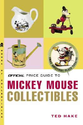 The Official Price Guide to Mickey Mouse Collectibles Cover