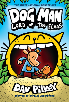 Dog Man: Lord of the Fleas: Limited Edition (Dog Man #5) Cover Image