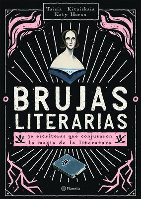 Brujas Literarias Cover Image