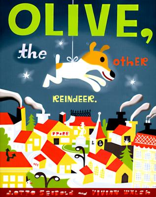 Olive, the Other Reindeer Cover Image