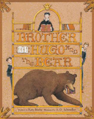 Brother Hugo and the Bear Cover