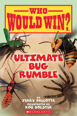 Ultimate Bug Rumble (Who Would Win?) Cover Image