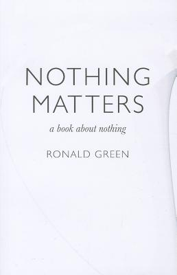 Cover for Nothing Matters