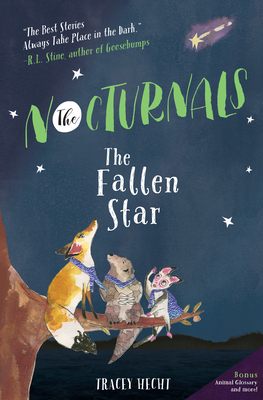The Fallen Star: The Nocturnals Book 3 Cover Image