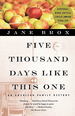 Five Thousand Days Like This One: An American Family History Cover Image