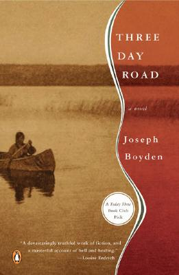 Three Day Road Cover Image
