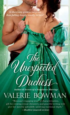 The Unexpected Duchess Cover