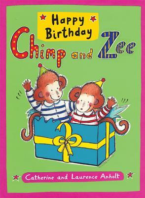 Happy Birthday Chimp and Zee Cover