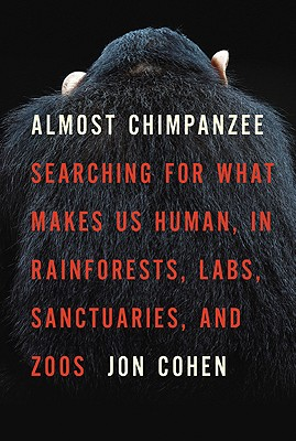 Cover for Almost Chimpanzee