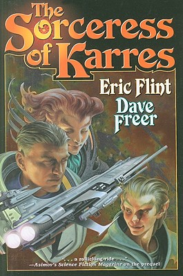 The Sorceress of Karres Cover Image