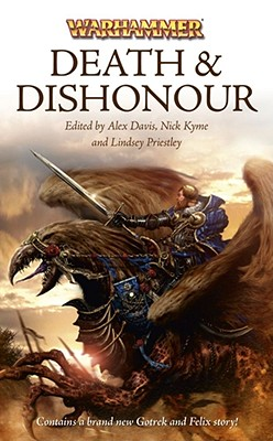 Death & Dishonour Cover Image