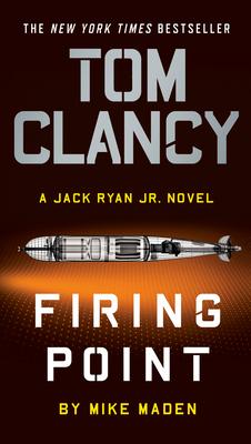 Tom Clancy Firing Point (Jack Ryan Jr. Novel #7) Cover Image