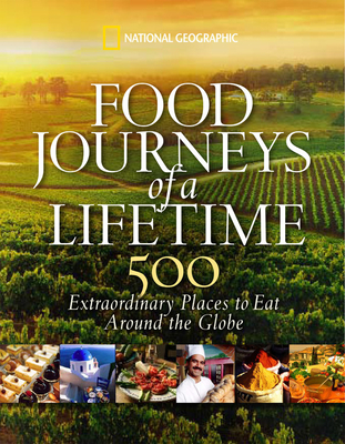 Food Journeys of a Lifetime Cover