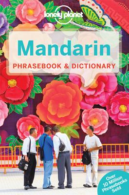Lonely Planet Mandarin Phrasebook N Dict cover image