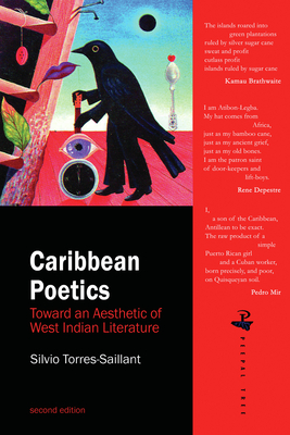 Caribbean Poetics: Toward an Aesthetic of West Indian Literature Cover Image
