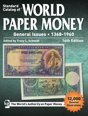 Standard Catalog of World Paper Money, General Issues, 1368-1960 Cover Image